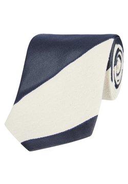 Van Gils - Krawatte - navy