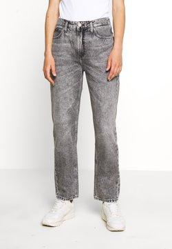 Lee - CAROL - Jeans straight leg - grey sarandon