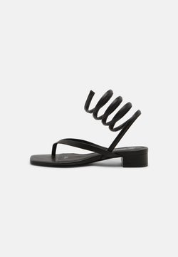 Monki - VEGAN - Infradito - black
