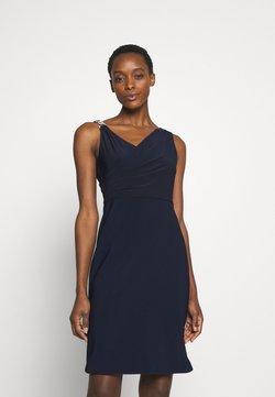 Lauren Ralph Lauren - BONDED DRESS TRIM - Cocktailkleid/festliches Kleid - lighthouse navy