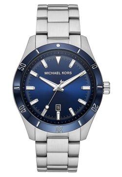 Michael Kors - LAYTON - Montre - silver-coloured