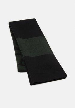 Belstaff - MOTO SCARF UNISEX - Schal - pine/black