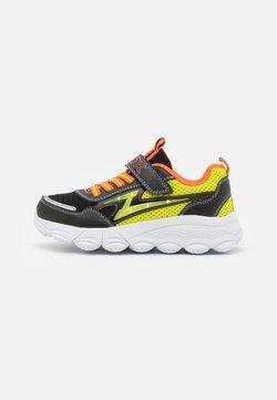Geox - SPHERITT BOY - Sneaker low - black/lime