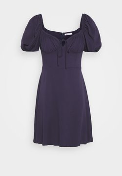 Glamorous - BUST DETAIL MINI DRESS - Kjole - purple