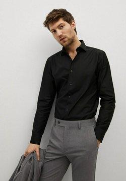 Mango - EMERITOL - Camicia elegante - schwarz