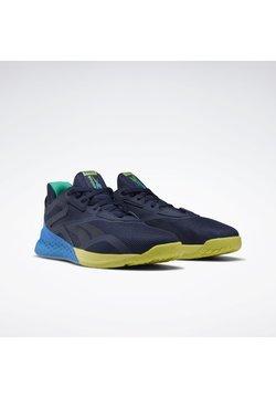 Reebok - NANO X SHOES - Sports shoes - blue