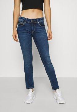 Pepe Jeans - KATHA - Jean slim - dark-blue denim
