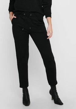 ONLY - STEPP - Jogginghose - black