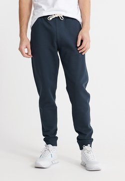 Superdry - Jogginghose - downhill navy