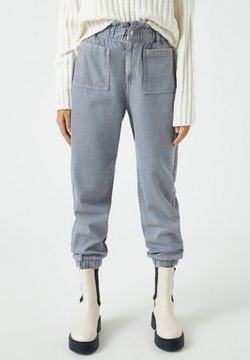 PULL&BEAR - Jeans Relaxed Fit - mauve