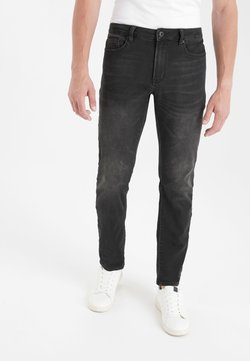 Next - SLIM FIT - Jeans Slim Fit - black