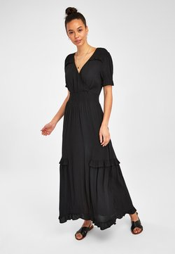 Next - Vestido largo - black