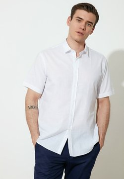Trendyol - Camicia elegante - white