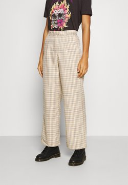Fashion Union - TROUSER - Stoffhose - beige