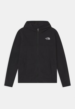 The North Face - GLACIER FULL ZIP HOODIE UNISEX - Veste polaire - black