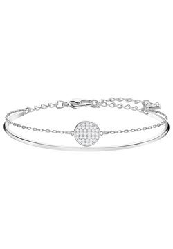 Swarovski - GINGER BANGLE - Bracelet - silver-coloured