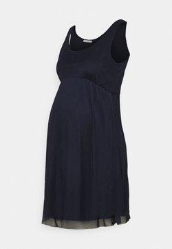 Anna Field MAMA - Freizeitkleid - dark blue