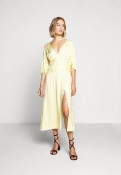 Three Floor - PENELOPE DRESS - Day dress - lemonade