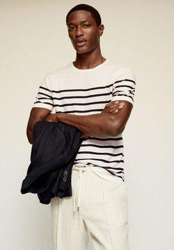 Mango - T-Shirt print - white