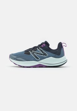 New Balance - NITREL - Zapatillas de trail running - silver pine