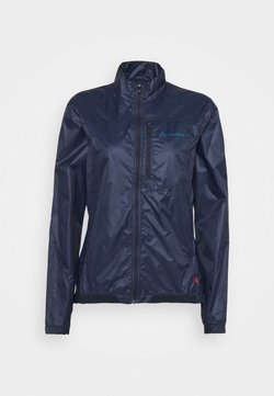 Vaude - WOMENS MOAB JACKET  - Windbreaker - eclipse
