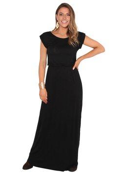 KRISP - TURN UP - Maxi dress - black
