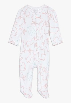 Carter's - GIRL ZGREEN BABY - Pyjama - white/multicolor