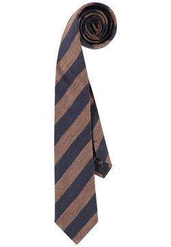 State of Art - Krawatte - dark-blue/dark-brown