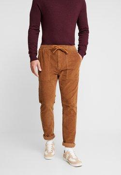 Superdry - UTILITY PANT - Pantaloni - tan