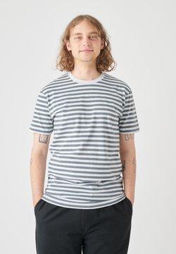 Cleptomanicx - T-Shirt print - light heather gray