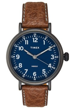 Timex - STANDARD - Uhr - brown/blue