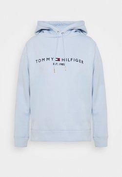 Tommy Hilfiger - HOODIE - Kapuzenpullover - breezy blue