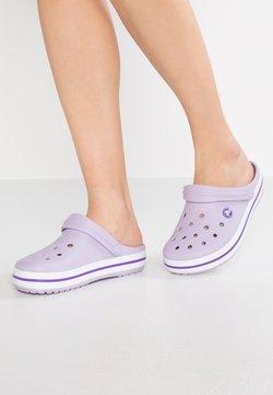 Crocs - CROCBAND  - Pantolette flach - lavender/purple