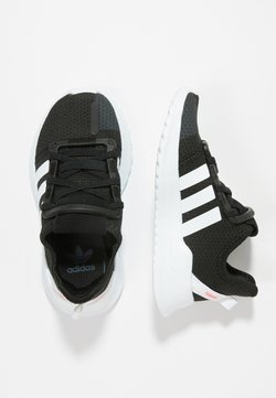 adidas Originals - PATH RUN - Sneakers laag - black