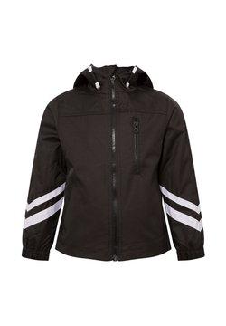 DeFacto - Regnjakke / vandafvisende jakker - black