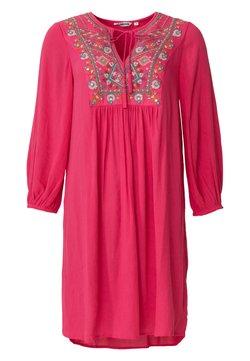 Indiska - Vapaa-ajan mekko - pink