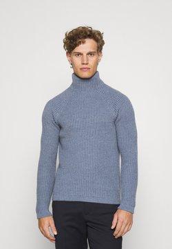 DRYKORN - ARVID - Sweter - blau