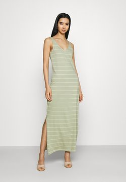 ONLY - Maxi dress - desert sage/cloud dancer