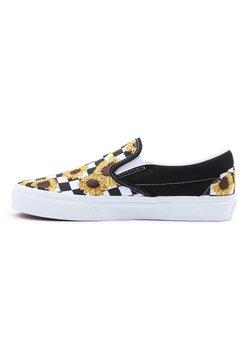Vans - Sneakers - sunflowerembrdry blktrwt