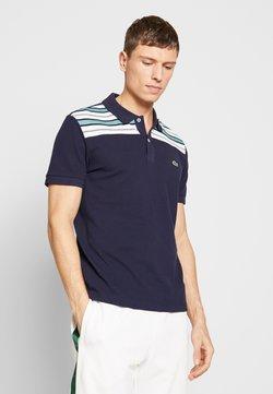 Lacoste - PH5101-00 - Polo - navy blue/white/niagara blue