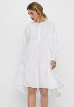 Noisy May - Korte jurk - bright white
