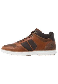 Bullboxer - Sneaker high - cognac
