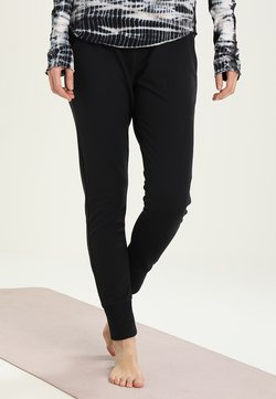 Free People - FP MOVEMENT SUNNY SKINNY SWEAT - Pantalones deportivos - black