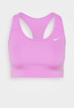 Nike Performance - NON PADDED BRA - Sport-BH mit mittlerer Stützkraft - fuchsia glow/white