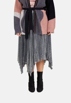 Fiorella Rubino - MIT PAILLETTEN - A-Linien-Rock - grigio