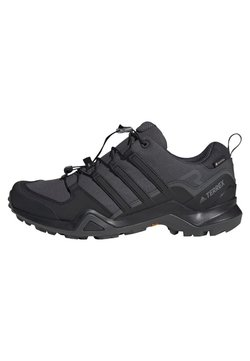 adidas Performance - TERREX SWIFT R2 GTX SHOES - Scarpa da hiking - grey/black