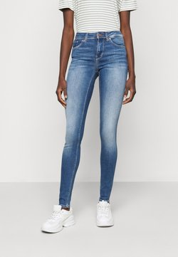 Vero Moda Tall - VMLUX SLIM JEANS - Jean slim - medium blue denim