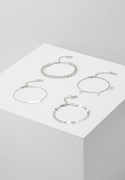 sweet deluxe - 4 PACK - Armband - silver-coloured