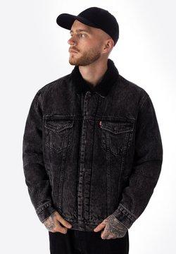 Levi's® - Giacca di jeans - black