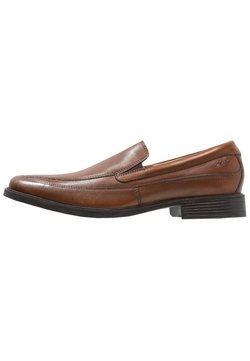 Clarks - TILDEN FREE - Business-Slipper - dark tan